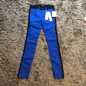 Hudson girl's jeans size 12